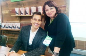 Melissa Book Signing Bill Rancic